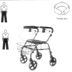 Mobility-2-Assist-with-4-Wheeled-Walker