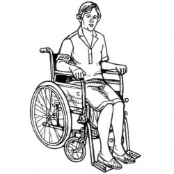 Wheelchair-Mobility-Dependent